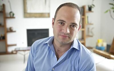 León Krauze, periodista de Univision 34 Los Ángeles.