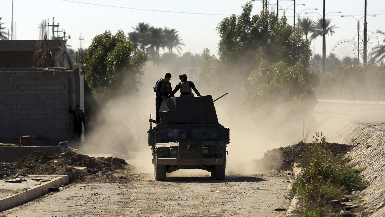 Irak (Imagen de archivo)