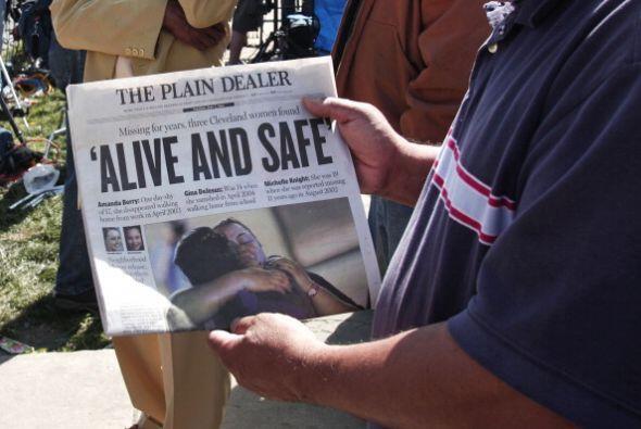Días después, el 12 de junio de 2013, Ariel Castro se decl...