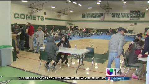 Habilitan centros de evacuación para damnificados en San José