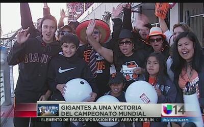 Gigantes buscan llevarse el título de campeones a casa