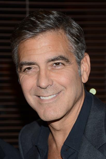 George Clooney ama su imagen más que otra cosa en el mundo, tanto así, q...