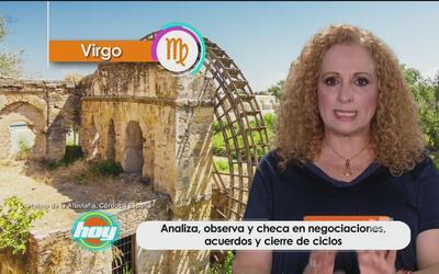 Mizada Virgo 22 de noviembre de 2016