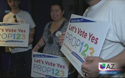 Por qué votar por la Propuesta 123