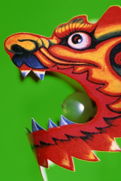Antiguamente los chinos creían que un dragón llevado a su...