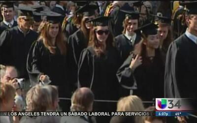 Ayuda para lograr el sueño universitario