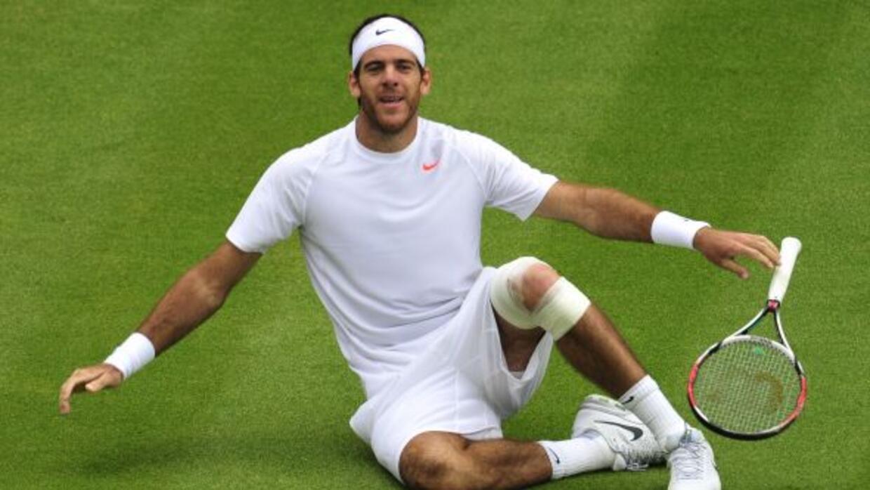 Tercera semifinal en Grand Slam para el argentino.