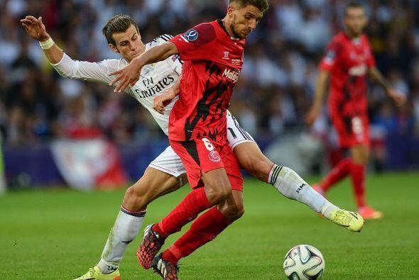 En el segundo tiempo el Real Madrid pondría sentencia en el marca...