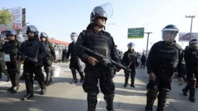 Las autoridades de Ciudad de México han negado la presencia de cárteles...