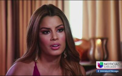 Miss Colombia renuncia a ser virreina