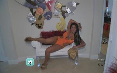 Maripily lanzó su nueva línea de trajes de baño para este verano