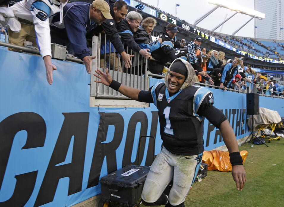 Los Carolina Panthers se afianzaron como los únicos invictos de la NFC a...