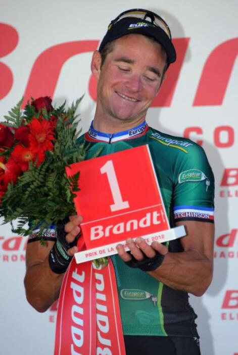Voeckler sumó así su segundo triunfo en este Tour de Francia, el cuarto...