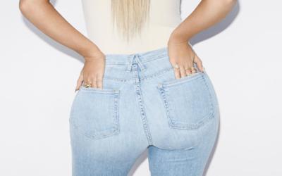 La compañía Good American crea jeans entre las tallas 0 ha...