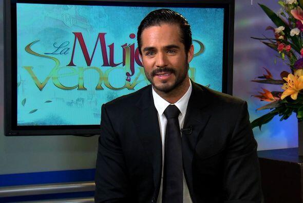José Ron es Alessandro en 'La Mujer del Vendaval' y un gal&aacute...