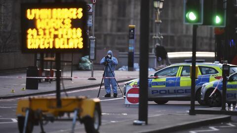 Aumenta número de muertos y heridos tras el ataque en Londres que las au...