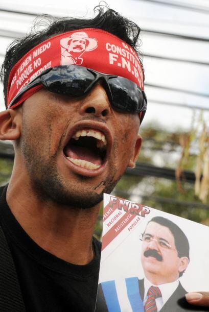 Zelaya ha dicho públicamente que vendrá este año a Honduras. En el 2002...