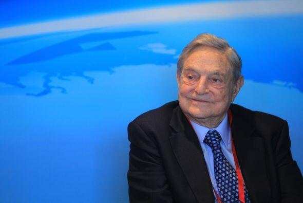 George Soros, Soros Fund Management LLC  Fortuna para septiembre de 2013...