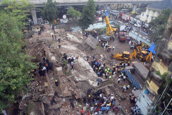 En los últimos meses cinco edificios de apartamentos se derrumbaron en l...