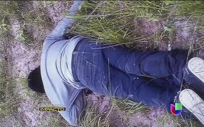 Siguen muriendo inocentes en la frontera