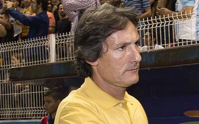 "Caballero y la pérdida del ascenso: ""Fue una tristeza muy grande"""