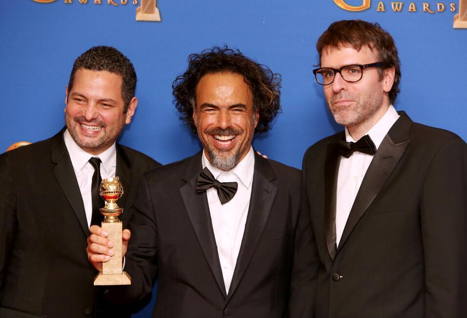 Iñárritu Globes