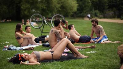 La temperatura del planeta aumentará hasta 35 grados en los próximos años