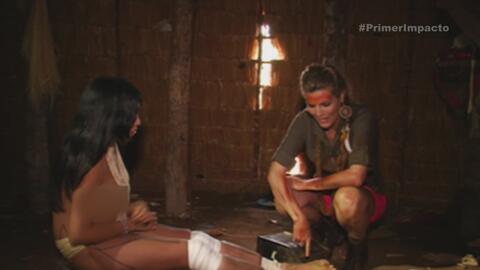 Monserrat te presenta el ritual de una tribu para las niñas que se hacen...