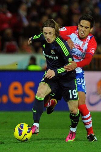 El Granada defendió bien su mínima ventaja.