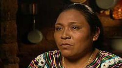 Guatemalteca luchó para que le regresaran a sus dos pequeños hijos e56a4...