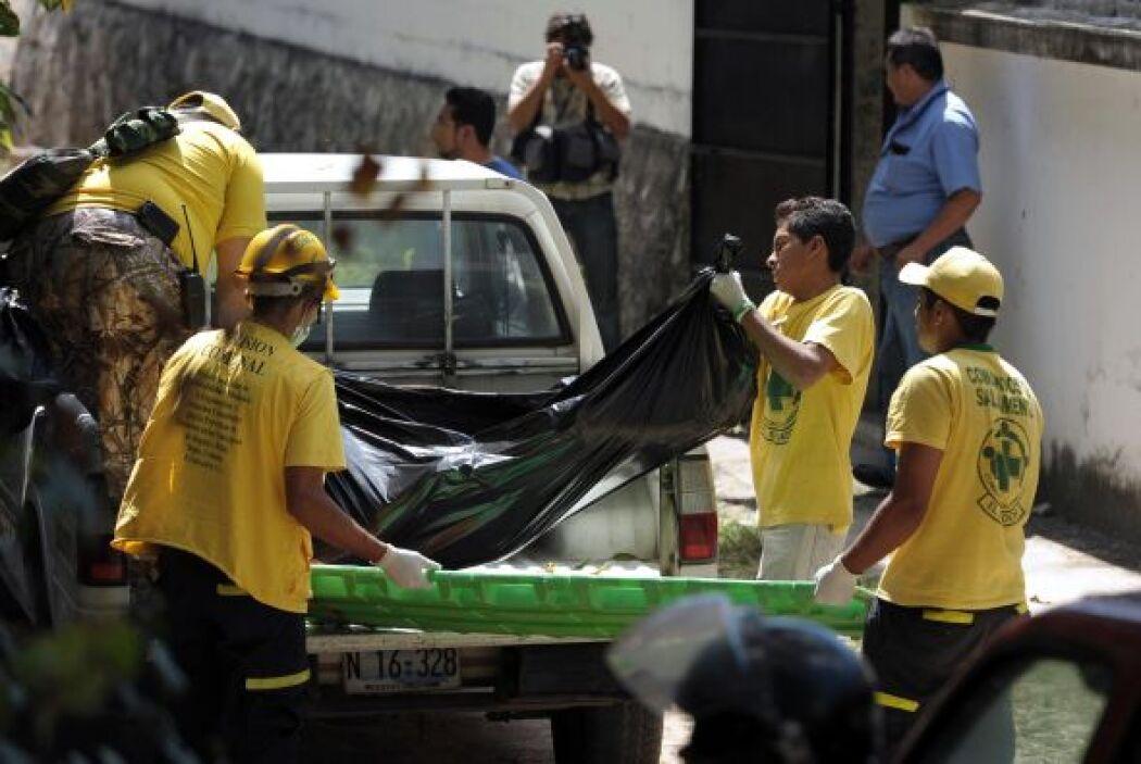 Además de los 16 muertos, el incendio dejó al menos 22 heridos, 10 de lo...
