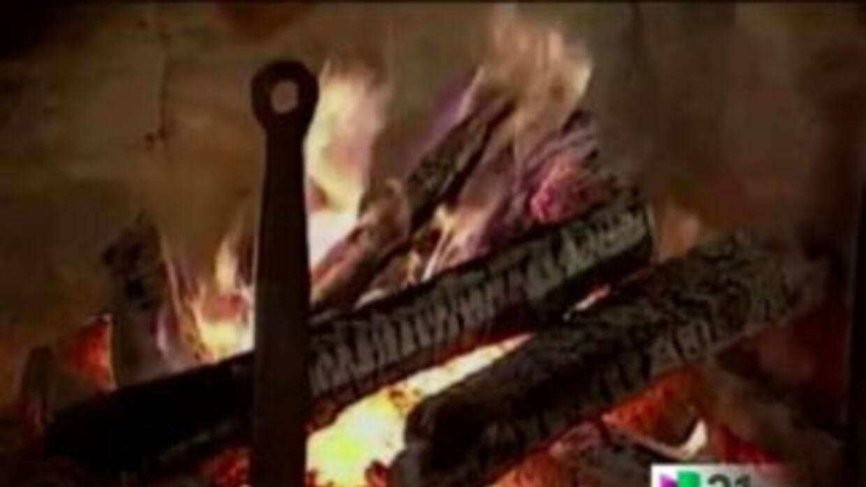 Recomendaciones para evitar un incendio durante el invierno