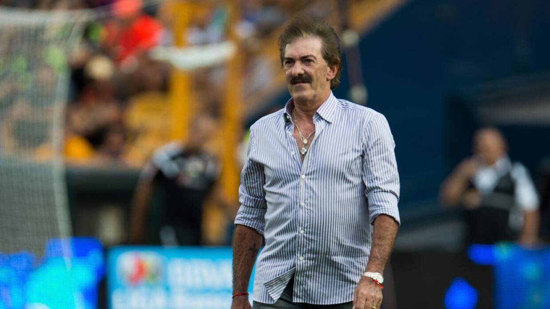 Ricardo La Volpe.