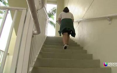 Cambia tu número: Usa las escaleras