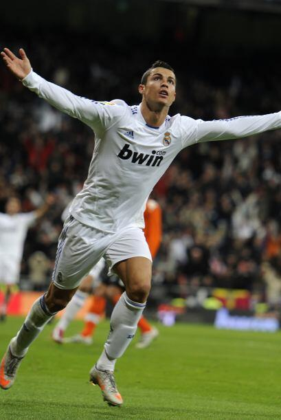 CR7 convirtió 2 goles y el Real Madrid volvió a conseguir...