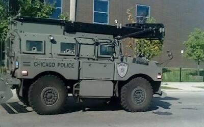 SWAT en Chicago