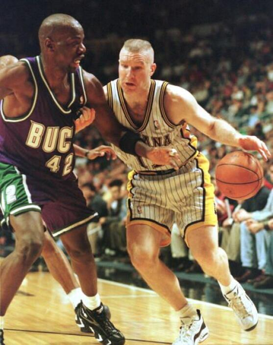 Chris Mullin es originario de Nueva York y jugó en la NBA de 1985 a 2001.