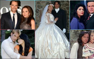 Las 5 parejas más románticas de las telenovelas de todos l...