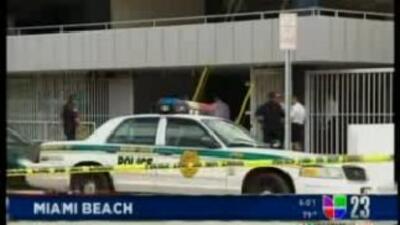 La policía está investigando el asesinato del trabajador de mantenimeint...
