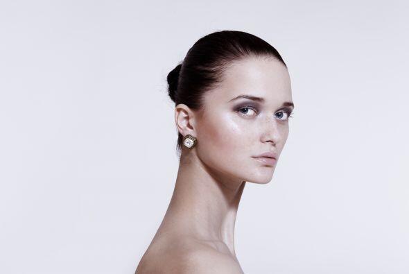 """""""Yo amo el cabello recogido porque tiende a ser muy glamoroso y lo..."""