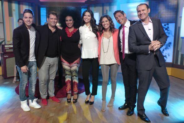 George Lopez, Ismael Cala, Aymee