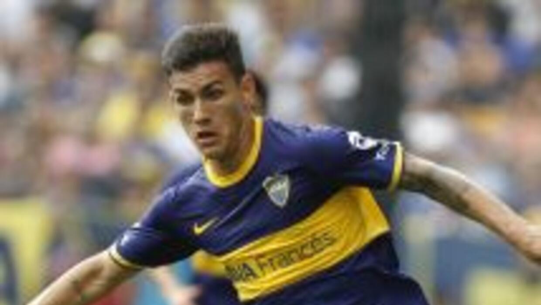 El juvenil mediocampista Leandro Paredes, de Boca Juniors, fue transferi...