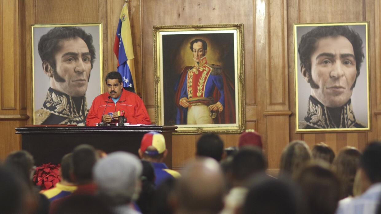 Nicolás Maduro reconoce la derrota en las elecciones parlamentarias