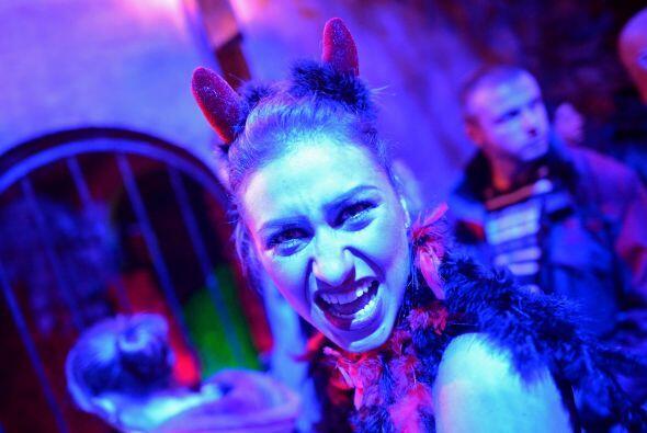 Sin duda, la fiesta de Halloween es para divertirse, pero no nos hace da...