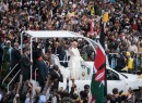 Papa Francisco en su gira por África