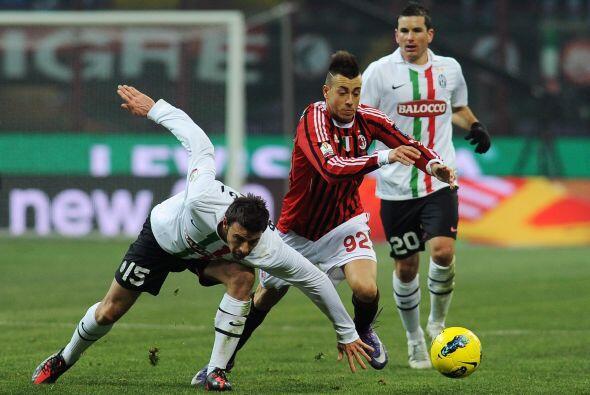 Dos de los mejores equipos italianos pusieron todo en la cancha y dejaro...