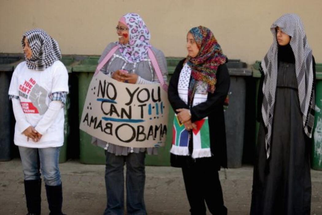 Antes de la visita de Obama, la Asociación de Abogados Musulmanes (MLA,...