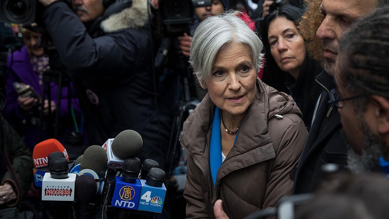 Jill Stein: nuestra intención es verificar que tenemos un sistema electo...