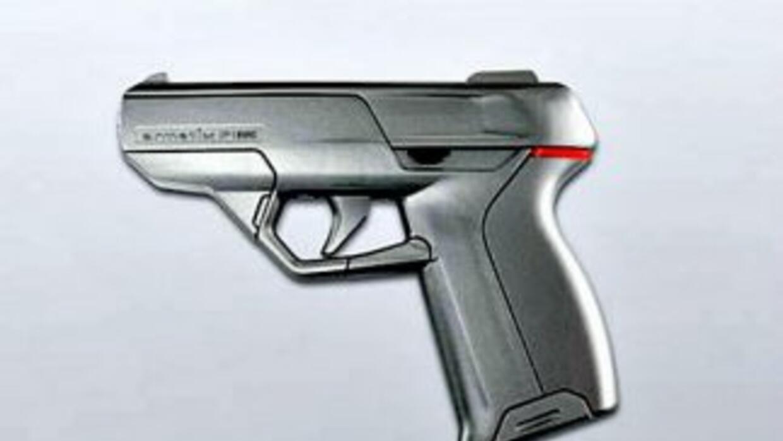 El modelo se llama iP1 es calibre .22 y para su funcionamiento requiere...
