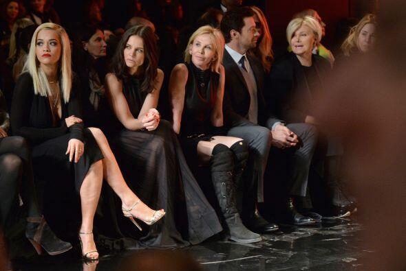 Katie Holmes, Rita Ora, Trudie Styler, Hugh Jackman y Deborra-Lee Furnes...